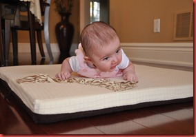 High Res Baby on mat