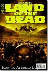 Land of the Dead 001 cover [2005] variant (bittertek-DCP)
