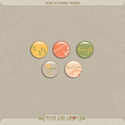 Flairs Spring Freebies