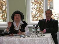 Подяка відомій українській письменниці та художниці з Німеччини Еммі Андієвській