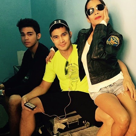 Inigo, Piolo and Pokwang