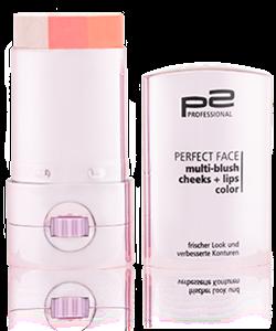 perfect face multi-blush cheeks   lips color