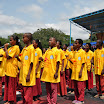 AMU Community School children presenting a song to congratulate the graduates.jpg