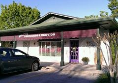 Violettes stamp store Lutz near Lakeland