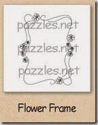 flower frame-200