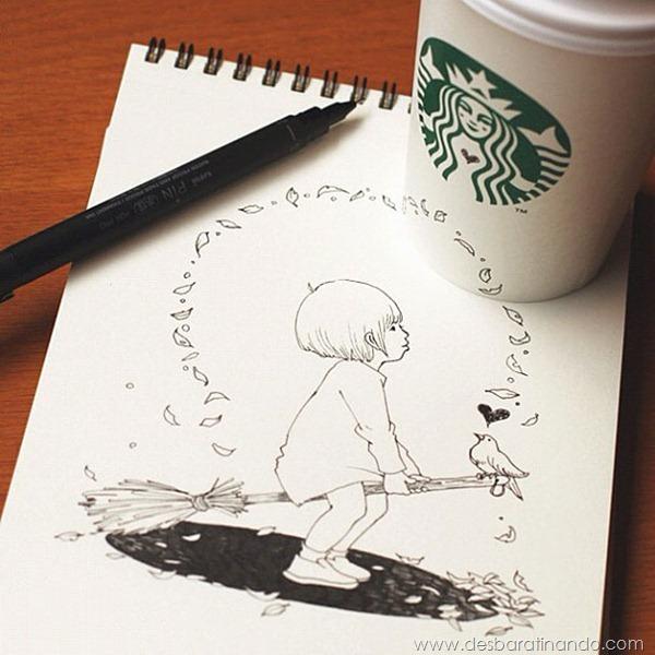 desenhando-copos-3D-starbucks-cups-3d-drawings-tomoko-shintani-desbaratinando (6)