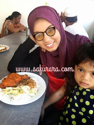 Nasi Ganja Masjid Negeri Perak ipoh