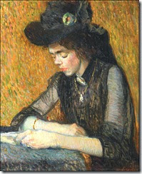 Leo-Gestel-xx-A-Girl-Reading-xx-Private-Collection
