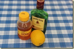 Ingredientes principales del 'Hot toddy'