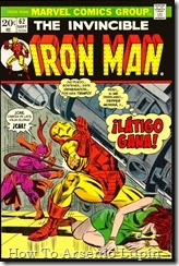 P00206 - El Invencible Iron Man #62