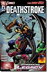 P00003 - Deathstroke #3 - Legacy (