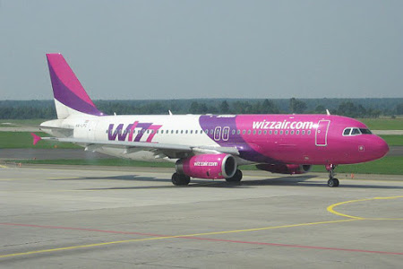 De maine pana duminica, WizzAir are bilete cu 20% mai ieftin