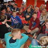 Kerstpakketten en kerstdiner voor bewoners Clockstede - Foto's Harry Wolterman