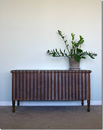friday feature--striped cedar chest