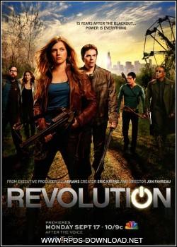 50473c16e3145 Revolution 1, 2 Temporada Dublado e Legendado