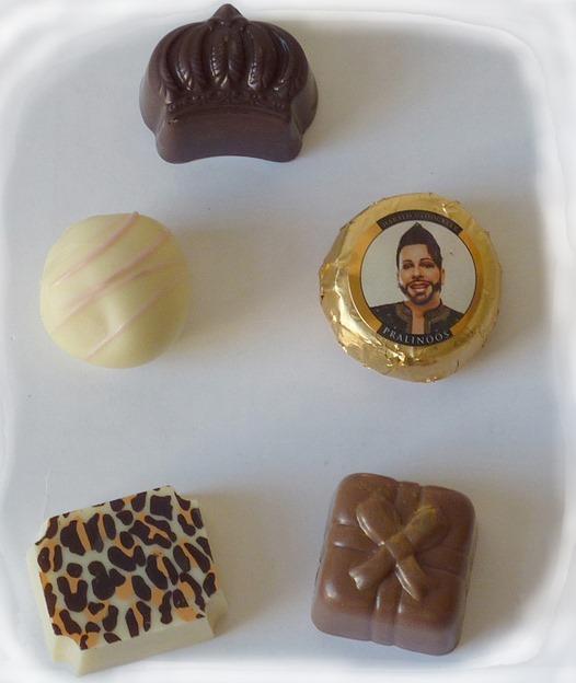 Glööckler Pralinöös Graf von Blickensdorf