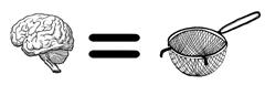 Brain equal Sieve