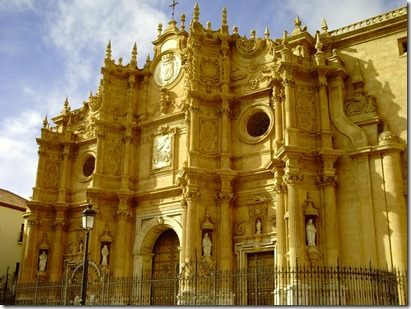 guadix cathedral 2