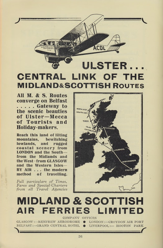 Midland  Scottish 1934 640