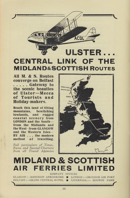 Midland  Scottish 1934 640