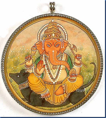 doublesided_pendant_of_ganesha_and_tantric_form_jko56