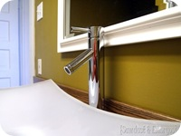 Simple Instructions for Installing a Vessel Sink Faucet {Sawdust and Embryos}_thumb