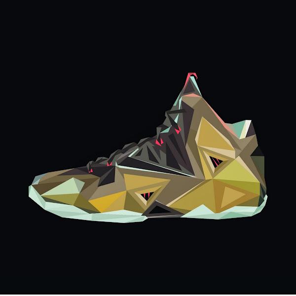 Nike LeBron Retrospective 8211 8220A Decade in the Making8221
