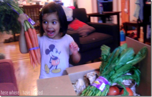 Enthusiastic About Carrots