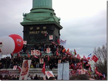 La Prise de la Bastille, 18 Mars 2012