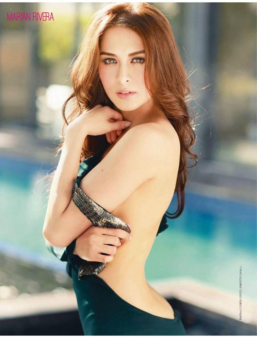Marian Rivera Fhm Philippines Andi Soraya Hot Bikini