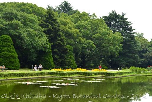 Glória Ishizaka -   Kyoto Botanical Garden 2012 - 29