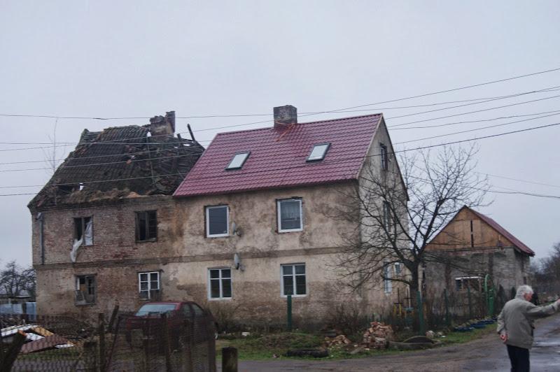 Haus in der Memellandstraße