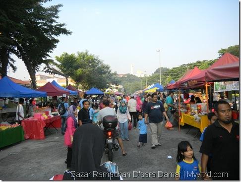 Bazar Ramadhan Damansara Damai