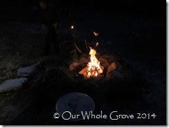 2 fires burn