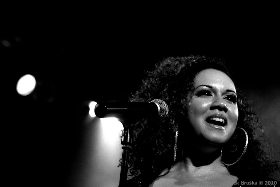 The Brand New Heavies (GB) @ Lucerna Music Bar, Prague