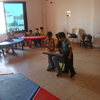 Pre-Primary for 8th April 2014 GDA Harni