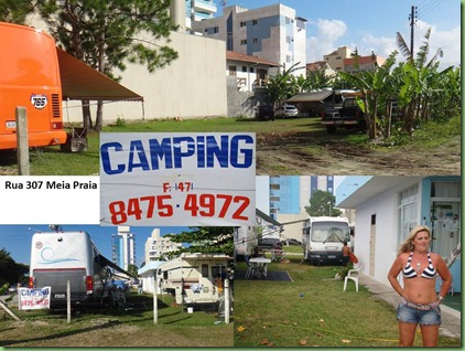 Camping na 307