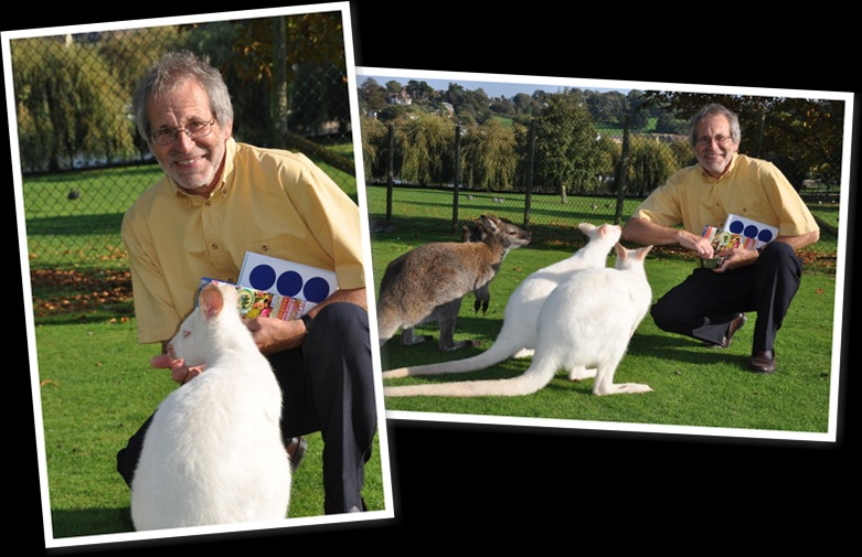 View Mike with Wallabies