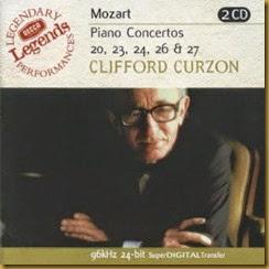 Mozart 27 Curzon Britten