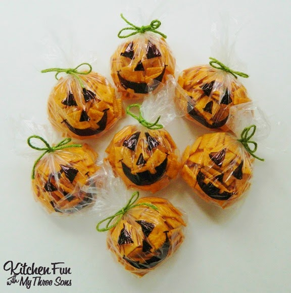 Halloween-Pumpking-Snack