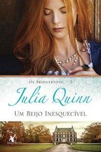 Um Beijo Inesquecível, por Julia Quinn border=