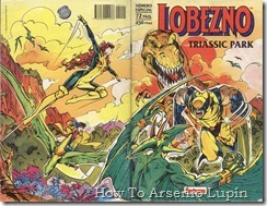 Lobezno - Triassic Park