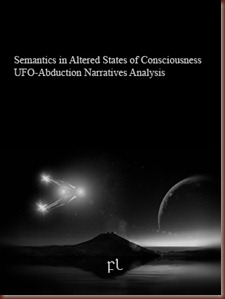 Semantics in Altered States of Consciousness Cover