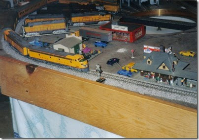 03 My Layout in January 1998