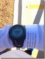 21 Mile Run 10