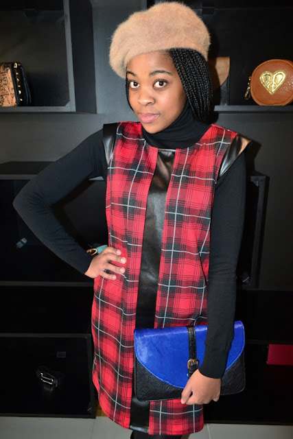 THE LOOK | TARTAN AND PLAID