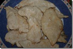 pit de pollastre amb crema de Ceps (5)