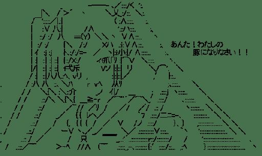 神崎・H・アリア 指差し(緋弾のアリア)