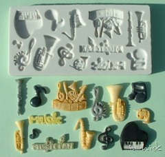 Music- moulds
