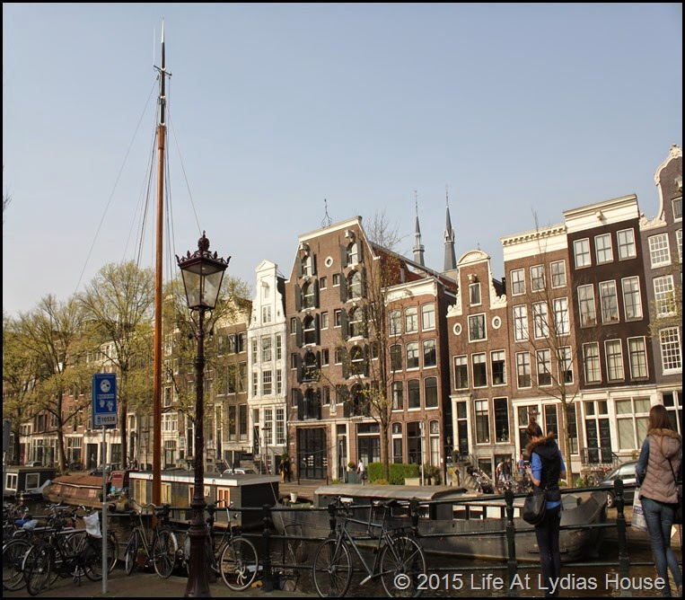 Amsterdam panoramic